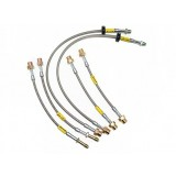 Goodridge - G-Stop Stainless Steel Braided Brake Line Kit