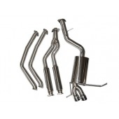 Berk Technology - Full Sport Exhaust System - BMW E82/E88 135i