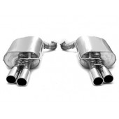 Eisenmann - Performance Exhaust System - BMW E63/E64 6-Series