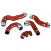 Forge Silicone Turbo Hoses for Porsche 996 Turbo