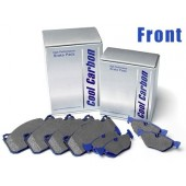 Cool Carbon - Street Performance / Track Tuned (S/T) Brake Pads - Front