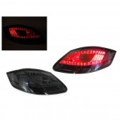LED Smoked Taillights for 987 Boxster & Cayman