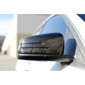 MERCEDES BENZ C117 CLA CARBON FIBER MIRROR COVERS