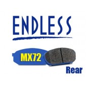 Endless - MX72 Street / Track Compound Brake Pads - Rear