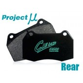 Project Mu - RC09 Club Racer Brake Pads - Rear