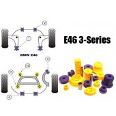 Powerflex - Polyurethane Bushings - BMW E46 3-Series