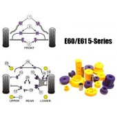 Powerflex - Polyurethane Bushings - BMW E60/E61 5-Series