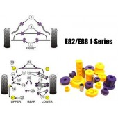 Powerflex - Polyurethane Bushings - BMW E82/E88 1-Series