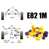 Powerflex - Polyurethane Bushings - BMW E82 1M