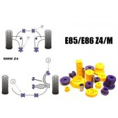 Powerflex - Polyurethane Bushings - BMW E85/E86 Z4M