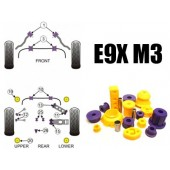 Powerflex - Polyurethane Bushings - BMW E9X M3