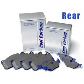 Cool Carbon - Street Performance / Track Tuned (S/T) Brake Pads - Rear