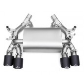 Remus - Sport Slip-On Exhaust System - BMW F8X M3 & M4